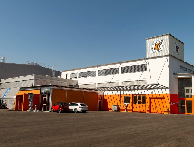 Kuhn Schweiz AG - Hauptsitz Heimberg